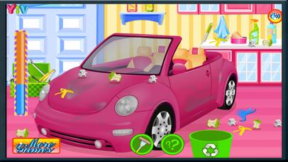 Mechanic Car Washing game - car garage-1