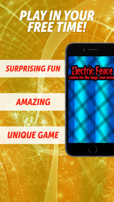 Electric Fence FREE iPhone Screenshot 1