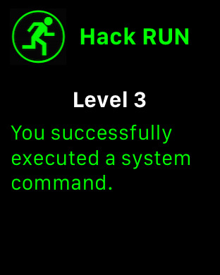 Hack RUN Screenshots