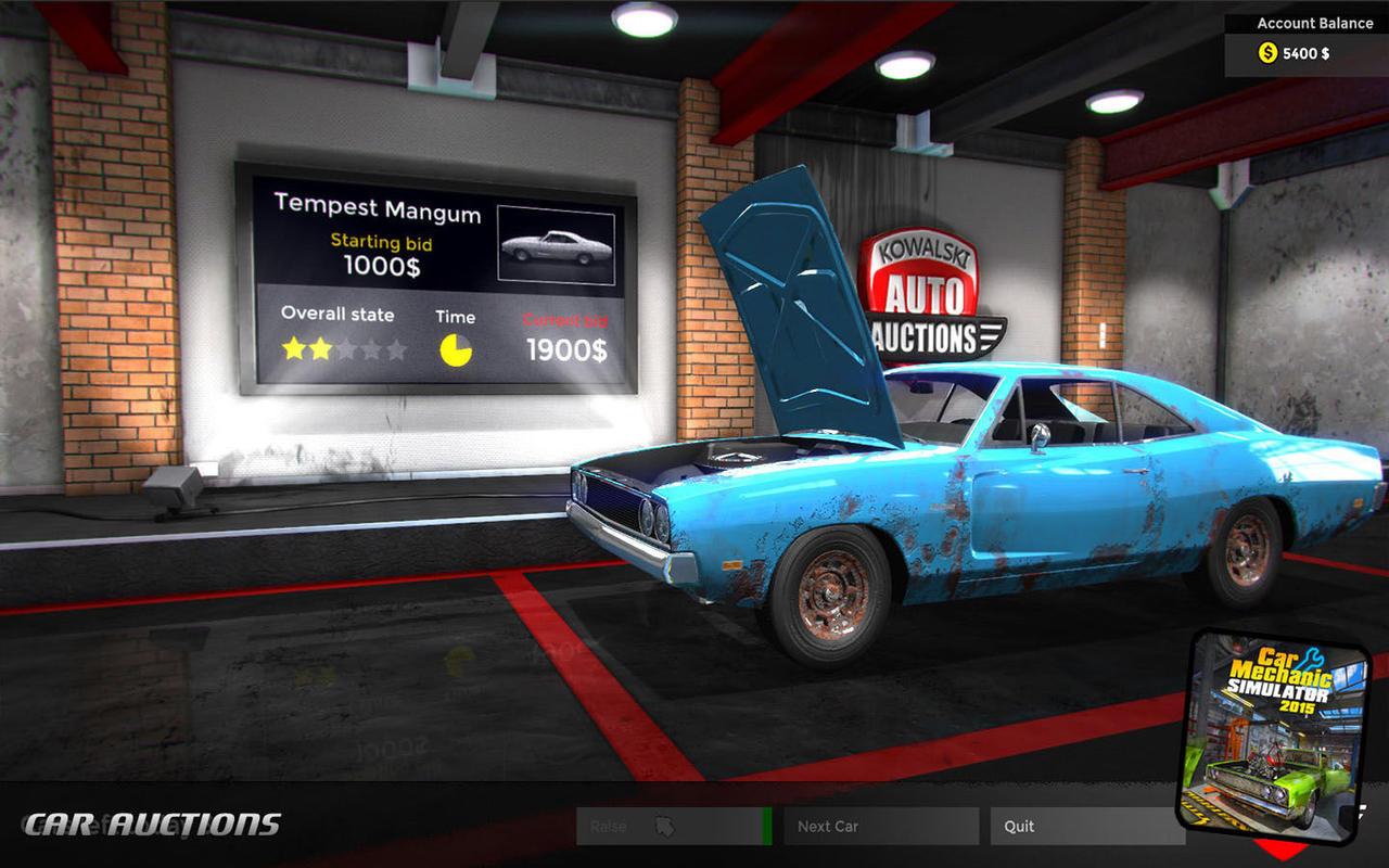 App shopper car mechanic simulator 2015 gold edition games for Truck design app