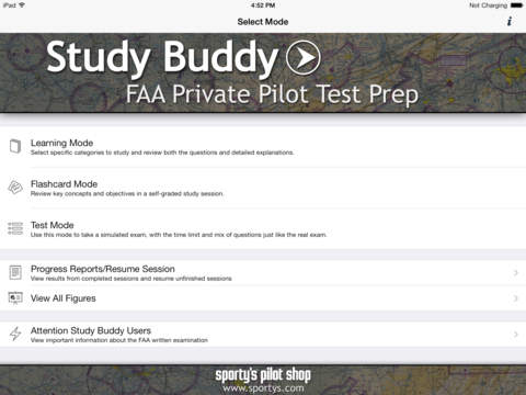 Study Buddy Test Prep (FAA Private Pilot)