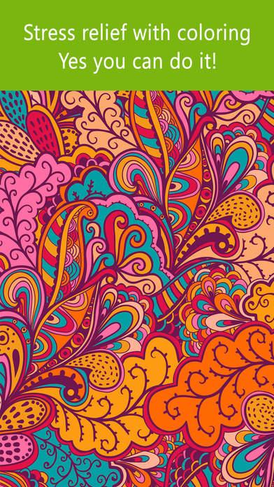 App Shopper Best Mandala Coloring Book
