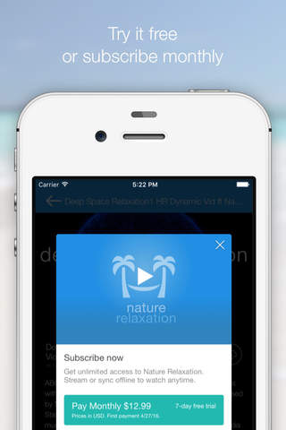 Nature Relaxation On-Demand screenshot 3