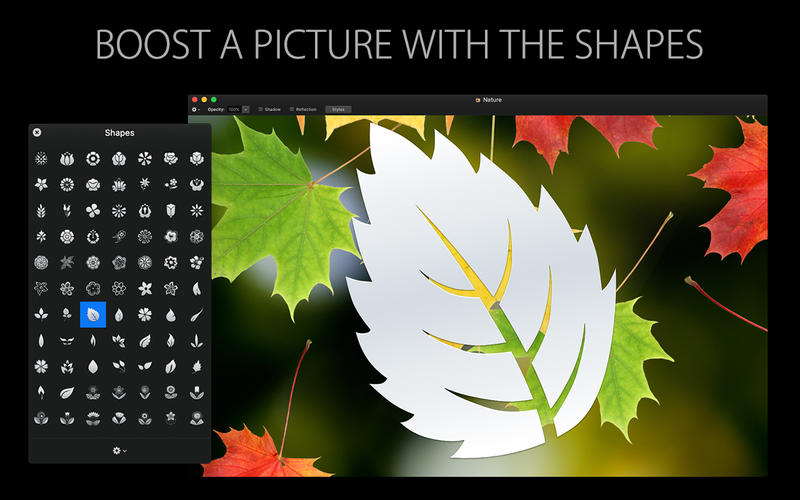 Suite for Pixelmator Brings New Brushes, Shapes, Gradients, and Styles Image