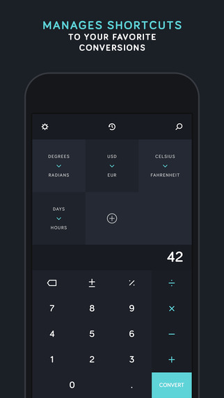 Amount Plus - Unit And Currency Converter Screenshots