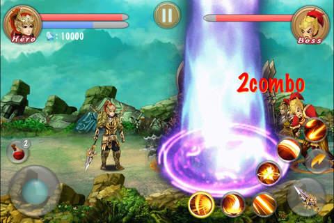 Blade Of Dragon Hunter Pro screenshot 1