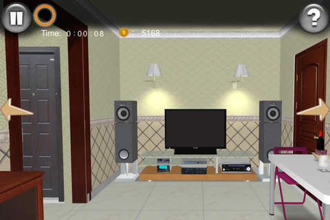 Can You Escape Crazy 10 Rooms screenshot 2