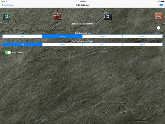 Roman Calculator iPad Screenshot 2