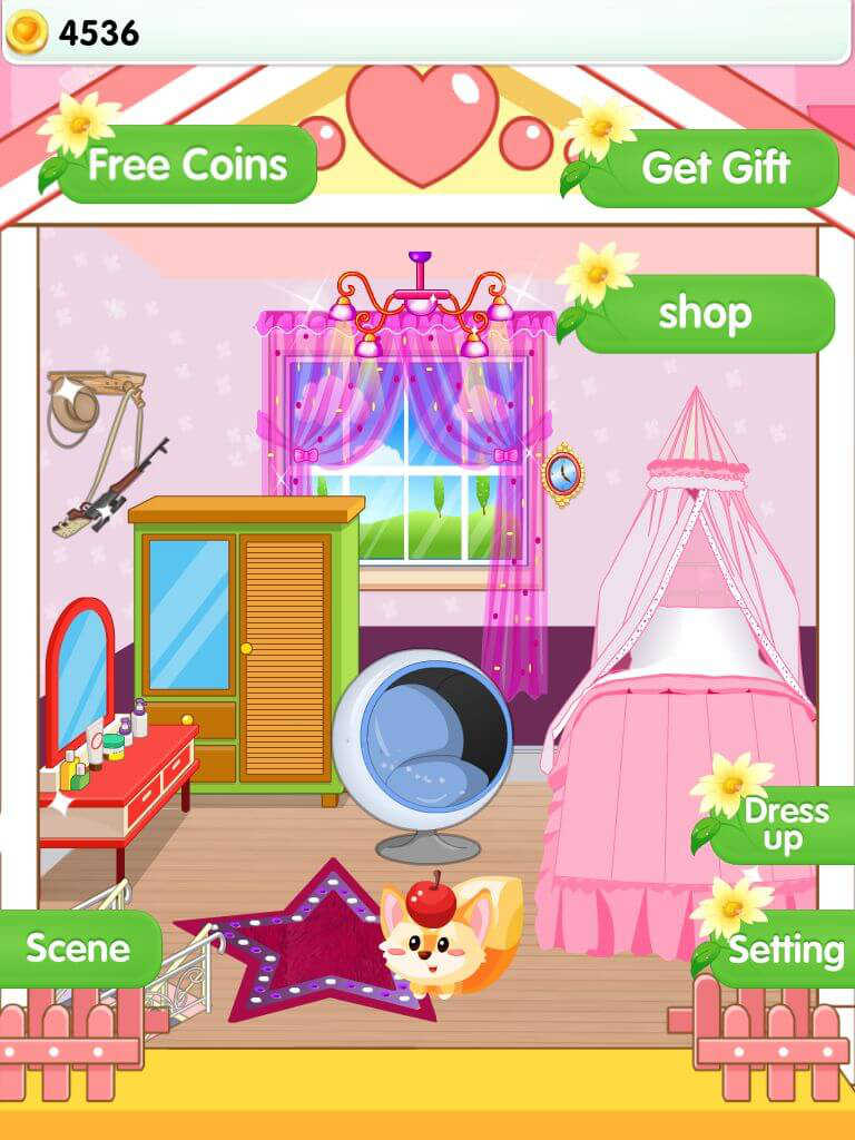 App Shopper Princess Bedroom House Design Decoration Game For Girls And Kids Games