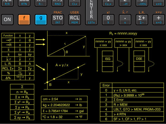 EPx-11C scientific calculator screenshot