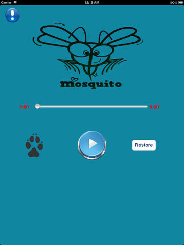 iMosquito sound Screenshots