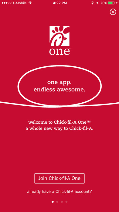 Chick fil a on the app store