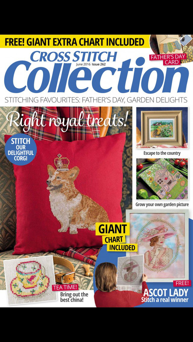 download Cross Stitch Collection Magazine | beautiful cross stitch projects from the best designers apps 4