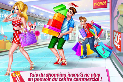 Shopping Mall Girl screenshot 1