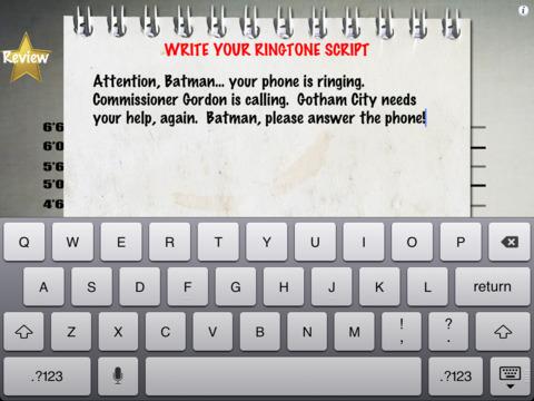 9,999 Ringtones Uncensored DJ Caller ID Ringtone Creator iPad Screenshot 1
