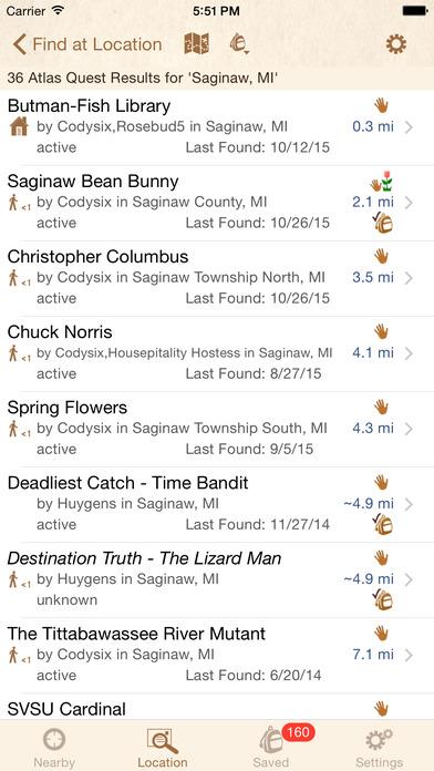 Clue Tracker iPhone Screenshot 3
