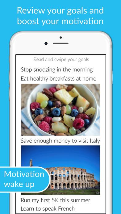 Kiwake Alarm Clock - Take back your mornings Screenshots