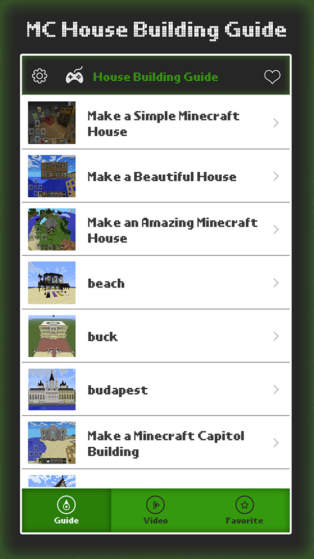 App shopper house guide tips for step by step build for Home building apps for iphone