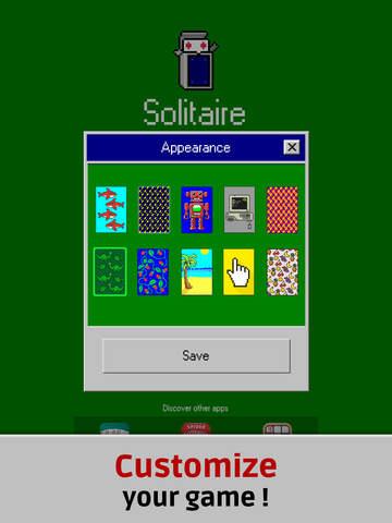 Solitaire Retro ∙ Screenshots
