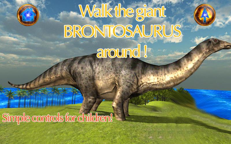 Dinosaurus free desktop edition screen