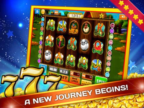 Free Vegas Slots 777 - Heart of Fun Hit Doubledown Casino-ipad-1