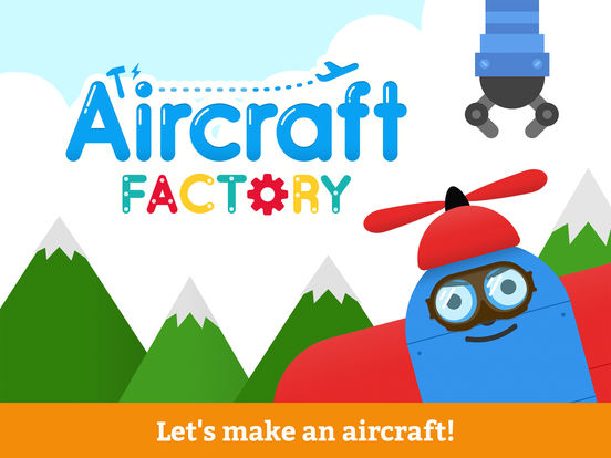 Aircraft Factory - make, boost, fly! Screenshots