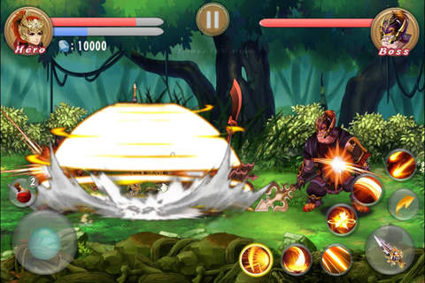 Spear Of Dark Pro - Action RPG screenshot 2