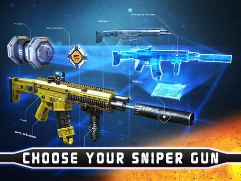 Fury Of Sniper Pro - Kill To All Enemies Screenshots