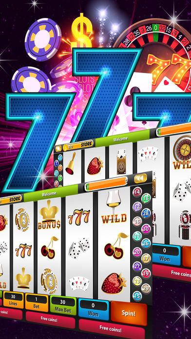 Screenshot 2 Экстремальные Классические слоты — Слот казино 7 Лучший VIP-турнир и джек-пот Mania