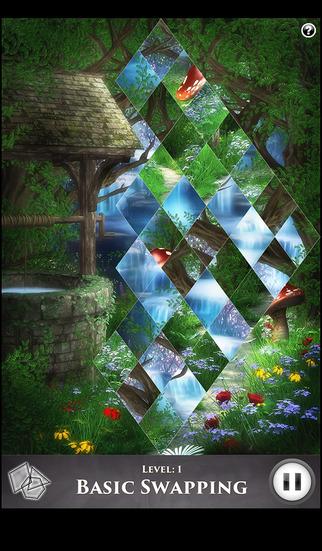 Hidden Scenes - Gift of Spring Screenshot