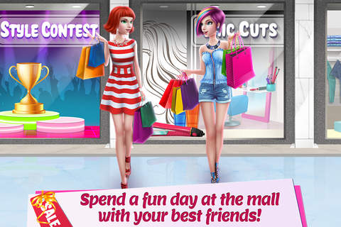 Shopping Mall Girl screenshot 3