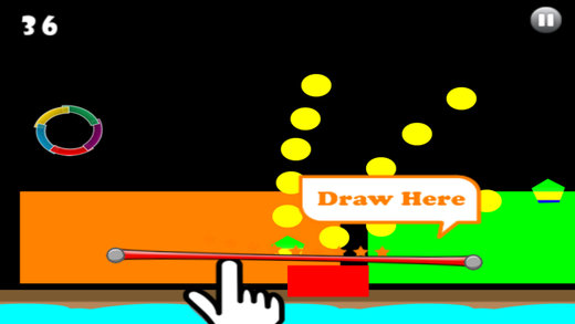 Amazing Color Jump - Update Jumping Game Screenshot