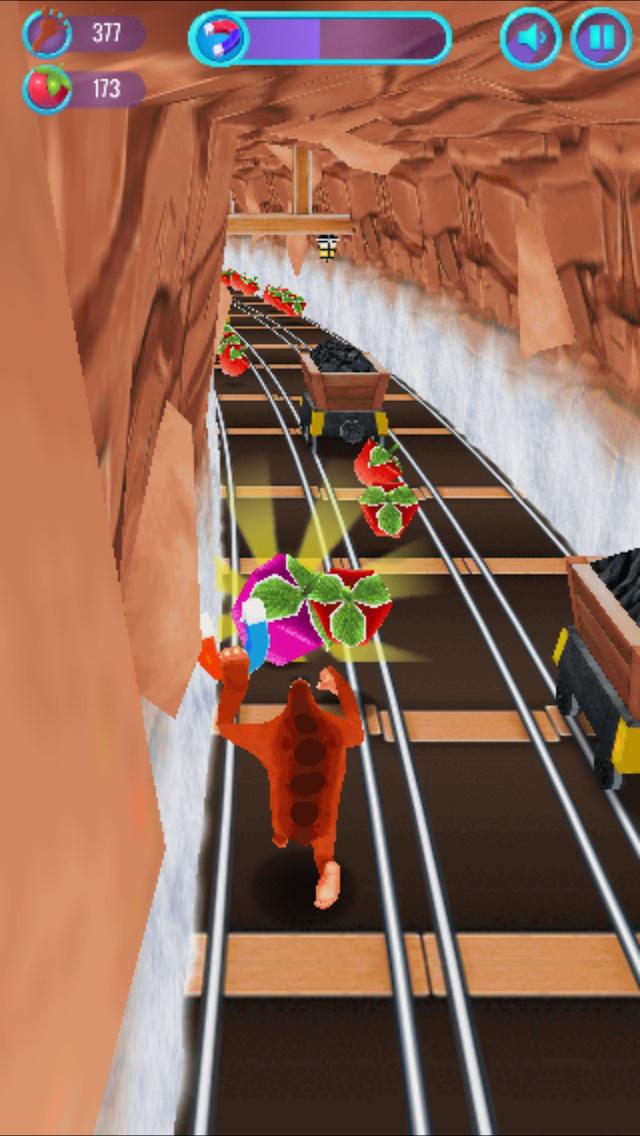 我的疯狂熊出没地铁跑酷动物城酷跑世界