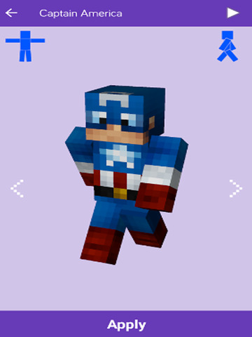 Skins for Minecraft: MineSkins - minecraft pocket edtion skins Screenshots