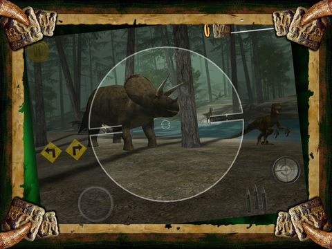 Dinosaur Safari Pro for iPad Screenshots