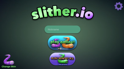Screenshot #5 for slither.io