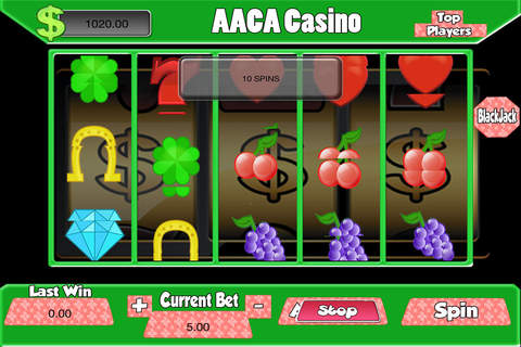 AAA 777 AACA FX SLOTS screenshot 1