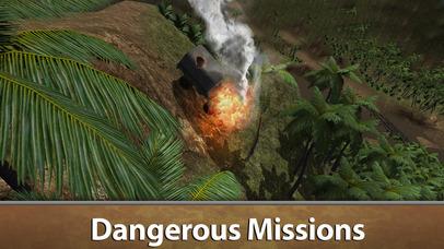 Army Truck Offroad Simulator 3D Full screenshot 1