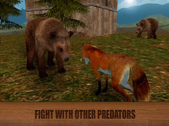 Real Fox Survival Simulator Full screenshot 8