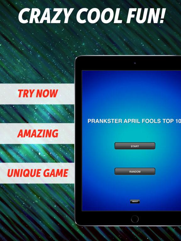 Prankster April Fools screenshot