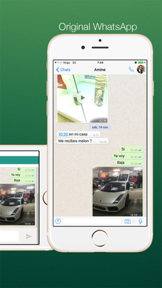 Messenger for WhatsApp - Pro App - Dual Number Screenshots