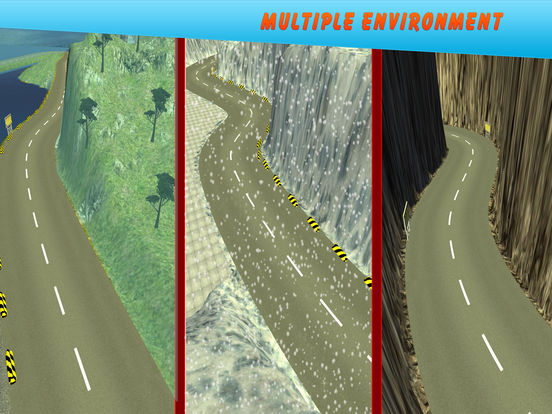 Mountain Bus Driver Simulator Pro Screenshots