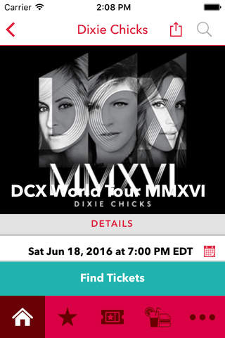 Live Nation – For Concert Fans screenshot 2