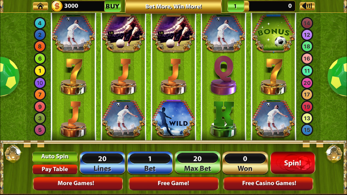 free online slot machines with bonus games no download champions cup football