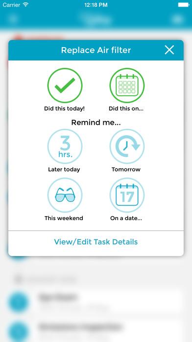 Upkeep - Tasks, Reminders & Maintenance
