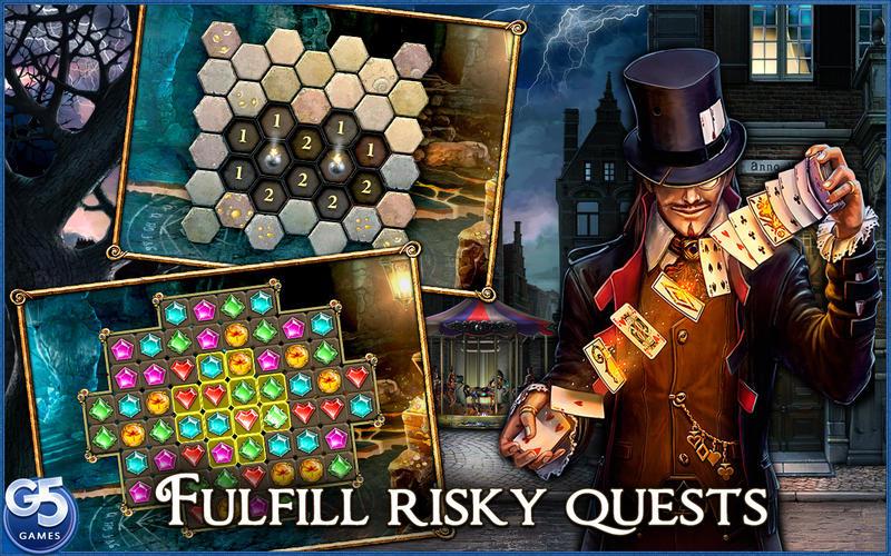Hidden City(R): Mystery of Shadows Screenshot - 3