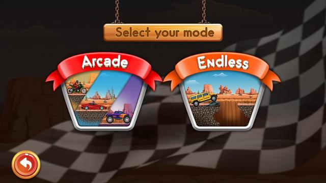 儿童赛车游戏软件截图1