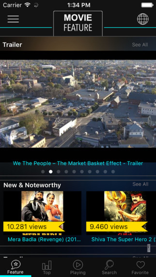 Movie Top Movie Free Box Play HD - Movie & Television Preview Trailer for Youtube Screenshots