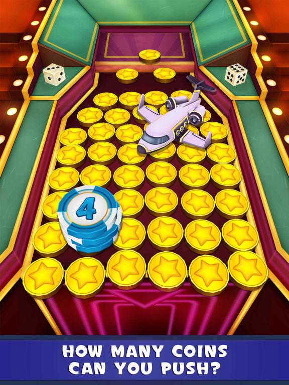 Coin Dozer: Casinoscreeshot 1