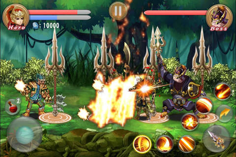 Blade Of Dragon Hunter Pro screenshot 4